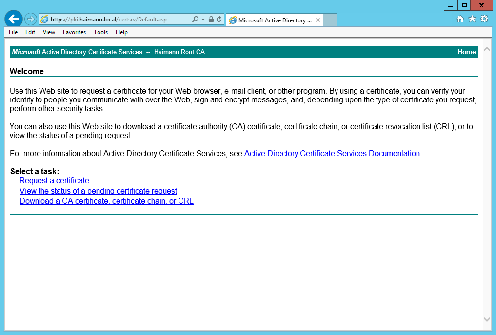 Fantastisch So Importieren Ssl Zertifikat In Java Zeitgenössisch ...