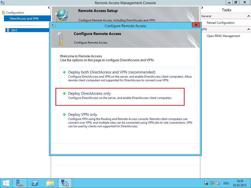 Cisco asa 5505 clientless ssl vpn configuration