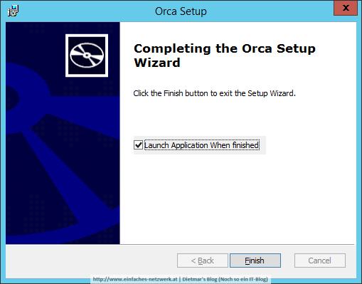 ORCA-005