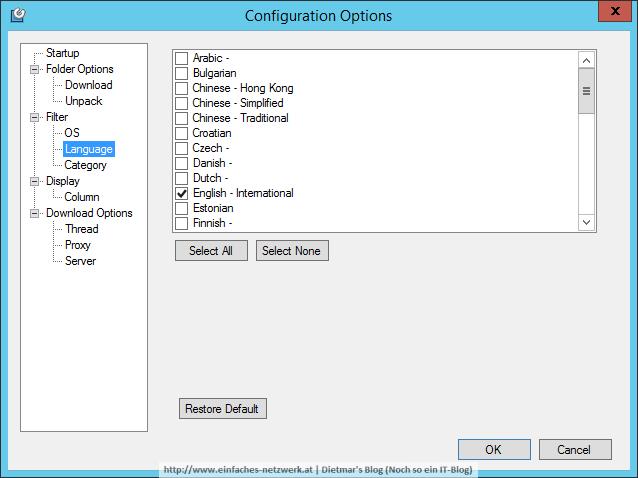HP_SOFTPAQ-008 - Ein einfaches Netzwerk