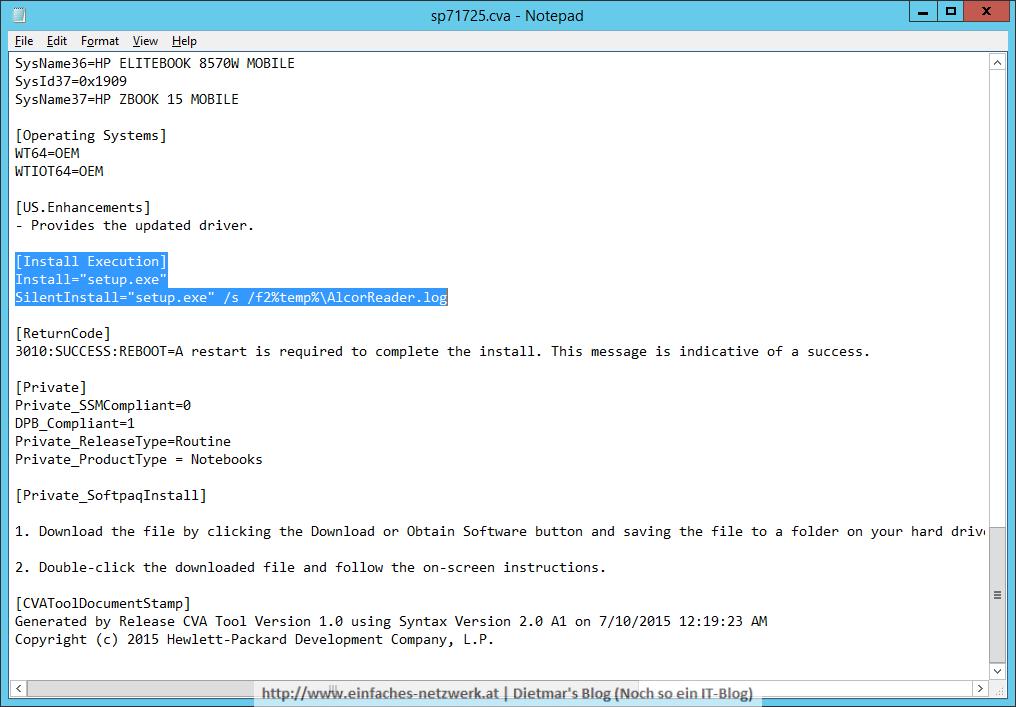 HP SoftPaq Download Manager Archive - Ein einfaches ...