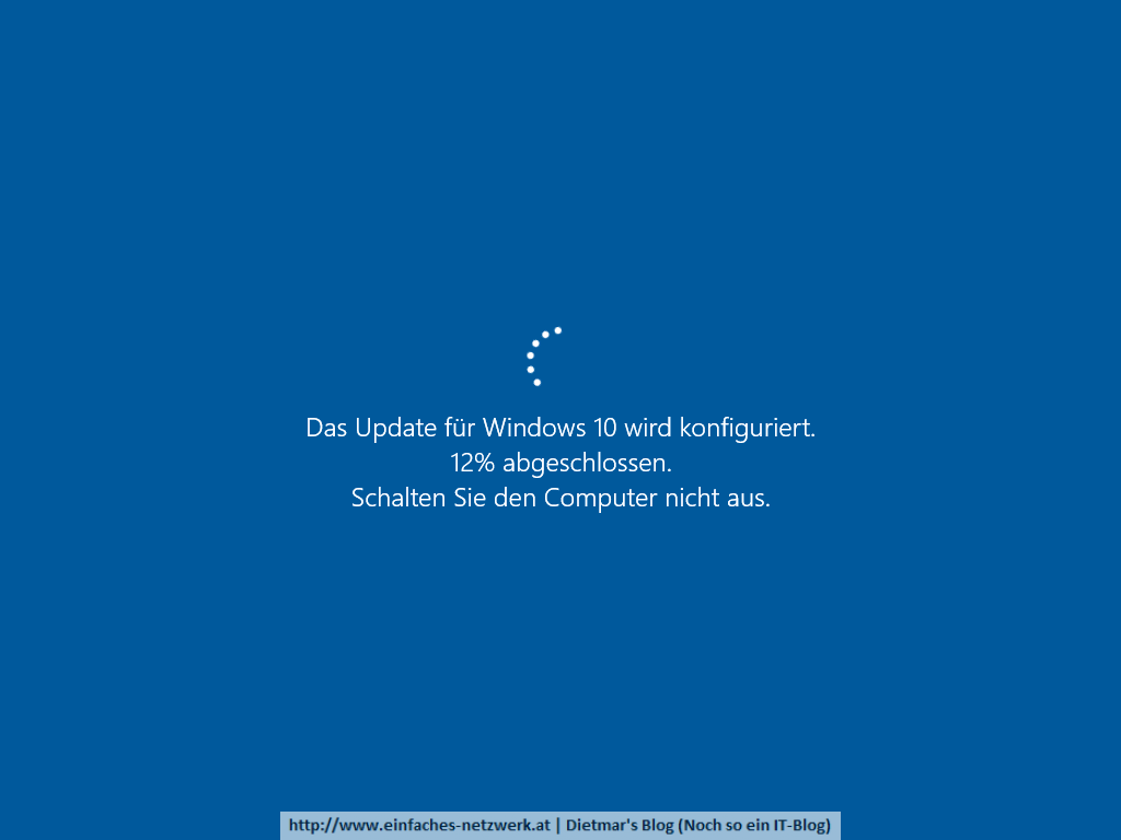 Windows Wird Vorbereitet Hängt Windows 10