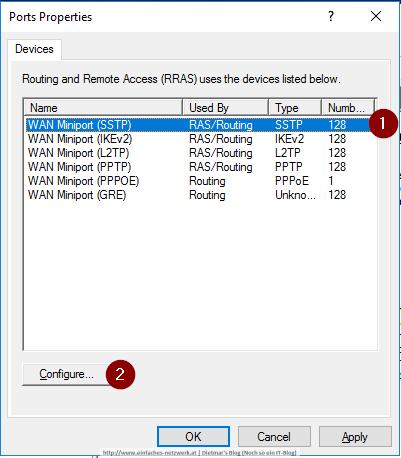 Always On VPN - Remote Access Server konfigurieren - Ein einfaches