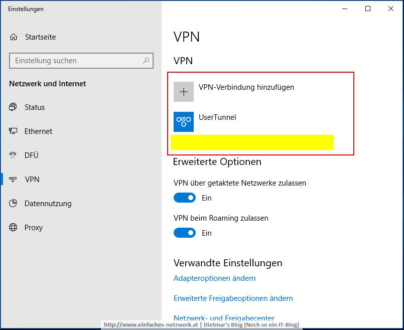 Always On VPN - Device Tunnel konfigurieren - Ein einfaches